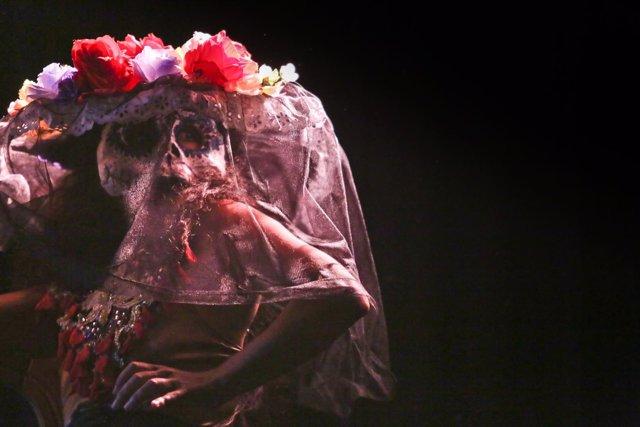 Escena de 'La novia del viento'