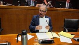 """El Presupuesto de Aragón crece en casi todos los Departamentos y los ingresos """"se van a cumplir"""""""