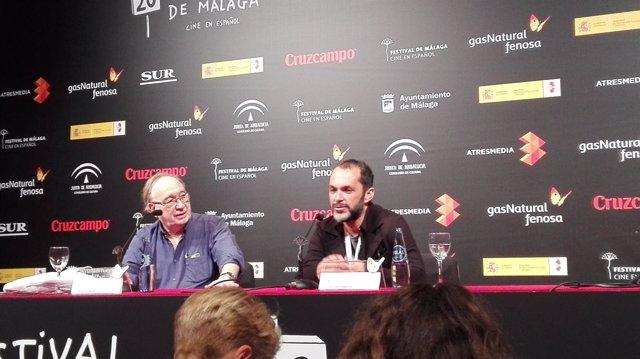 Redemoinho' en el Festival de Málaga