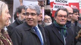 Homs condenado a un año y un mes de inhabilitación por desobediencia y absuelto de prevaricación