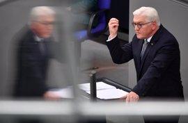 Steinmeier se estrena como presidente de Alemania criticando a Erdogan