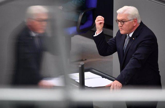 Frank Walter Steinmeier, nuevo presidente de Alemania