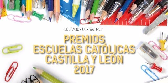 Premios Escuelas Católicas de CyL.