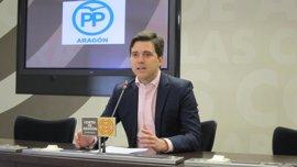 """El PP califica al PSOE de """"defraudador arrepentido"""" por ser quien habilitó el trasvase del Ebro en 2010"""