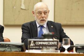 El fiscal general del Estado imparte este viernes una conferencia en Pamplona