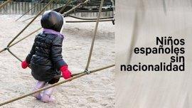 Ocho familias recogen más de 102.000 firmas para que se conceda la nacionalidad a sus 11 hijos menores en acogimiento