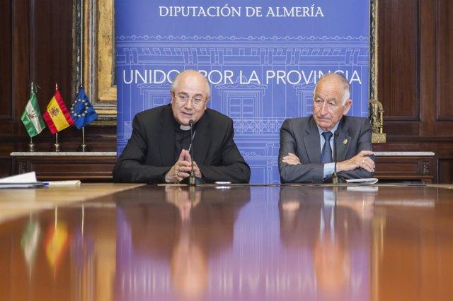 La Diputación colabora con los actos de Beatificación de los Mártires de Almería