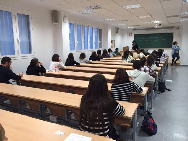 Examen de oposiciones al Servicio Andaluz de Salud (SAS)