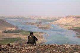 La coalición lanza desde el aire a efectivos de EEUU y las FDS en la provincia de Raqqa