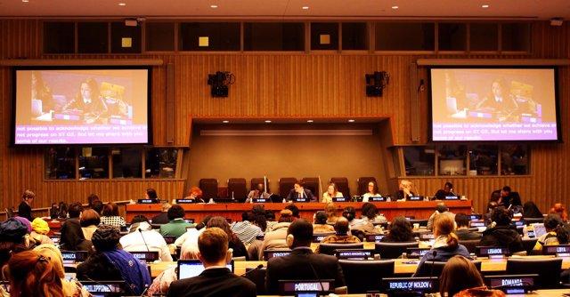 Fundación Microfinanzas BBVA en la ONU