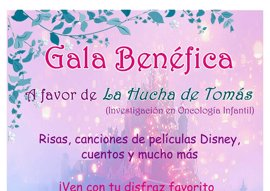 Organizan una gala benéfica en Guadarrama para recaudar fondos para investigación oncológica infantil