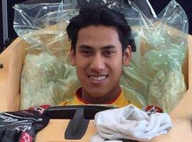 El piloto indonesio Sean Gelael será probador de Toro Rosso esta temporada