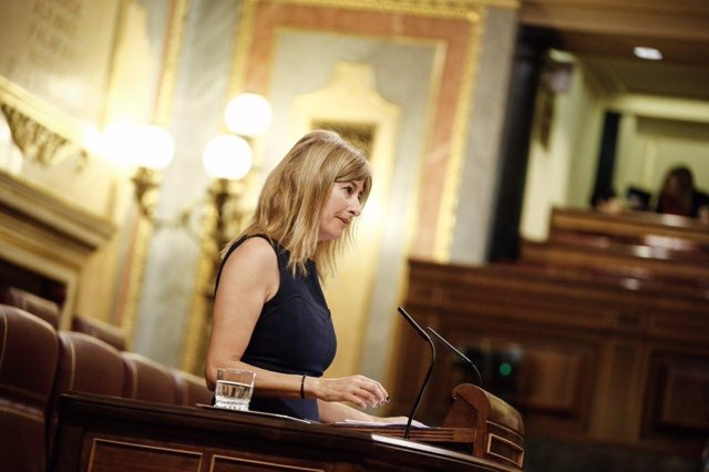Irene Rivera, diputada de Ciudadanos