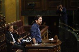 """Pablo Iglesias defiende a las víctimas de la agresión de Alsasua pero pide """"proporcionalidad"""""""