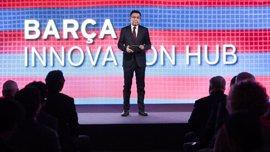El FC Barcelona pretende ser líder en conocimiento y tecnología con el proyecto 'Barça Innovation Hub'