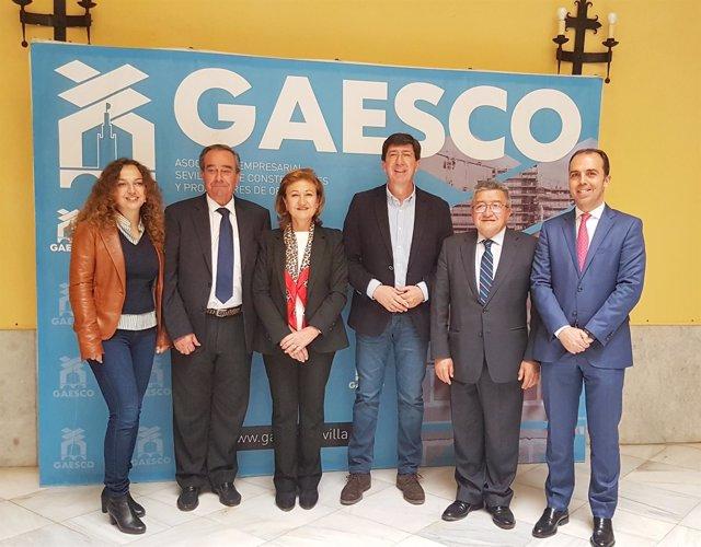 Millán en el Foro Gaesco.
