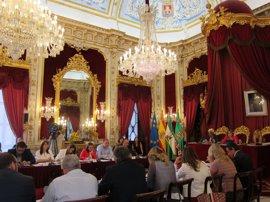 El Pleno de Diputación de Cádiz aprueba el plan de acción para la residencia de la Línea, con el voto en contra del PP