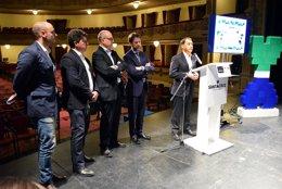 Presentación de Tecnológica Santa Cruz
