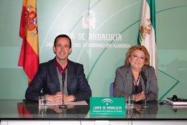 Junta destinó en 2016 en Almería más de 112 millones a financiar la dependencia