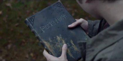 Death Note: Primer tráiler de la película Netflix
