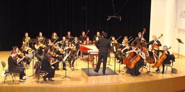 Imagen de la Orquesta de Cámara Eutherpe