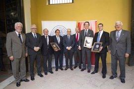 González Byass, Catec y Royal SAT, premiados por la Academia de Ciencias Sociales de Andalucía
