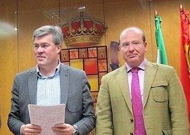 El alcalde de Jaén apoya a Fernández de Moya en su carrera a la reelección al frente del PP provincial