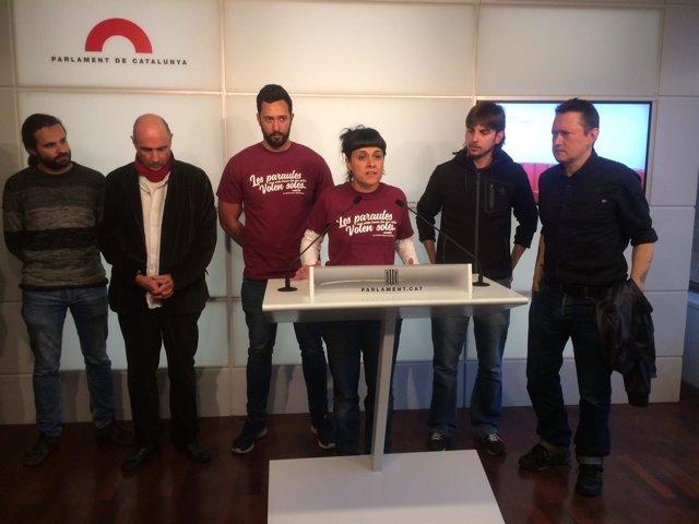 Diputados apoyan al cantante condenado Josep Miquel Arenas 'Valtonyc'