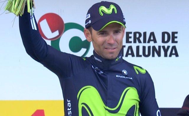Valverde gana en La Volta
