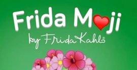 'Fridamojis', los nuevos 'emojis' con la cara de Frida Kahlo