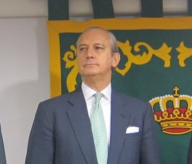 Interior se desmarca del retrato de Fernández de Mesa: Fue un regalo que ni encargó, ni pagó