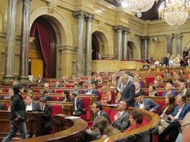 Aprobada la ley de acompañamiento de los Presupuestos con los votos de JxSí y CUP