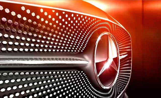 Logotipo de Mercedes-Benz