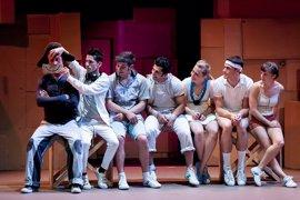 El circo contemporáneo de Ludo Circus Show cierra el ciclo 'El Teatro y la Escuela' del Teatro Alameda de Sevilla