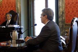Homs estudia recurrir al Constitucional y pedir que se suspenda la inhabilitación