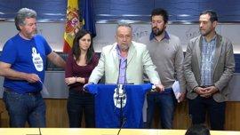 Unidos Podemos pide en el Congreso un nuevo modelo de gestión pública del agua