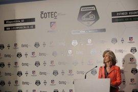 Cotec 'convertirá' el Estadio Vicente Calderón en un parque de atracciones sobre fútbol e innovación con #Imperdible_02