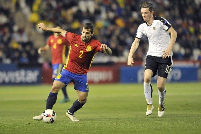 La selección española Sub-21 se clasifica para el Europeo