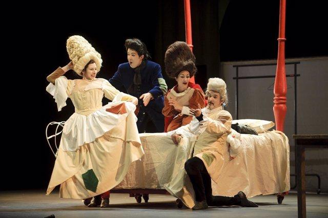 Vuelve al Maestranza el Ciclo de Ópera para Escolares y Familias