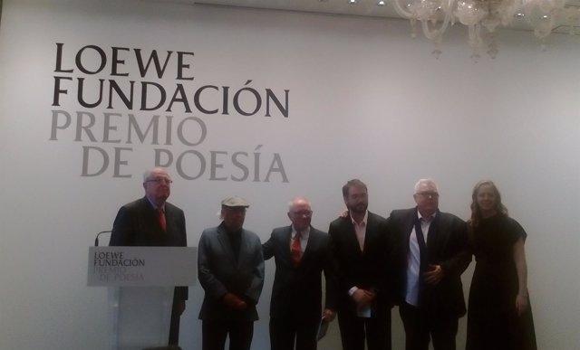 XXIX Premio Internacional De Poesía Fundación Loewe