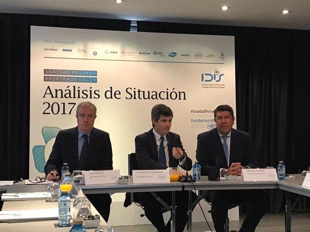 Presentación informe IDIS