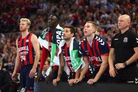 Baskonia, clasificado para los 'play-offs' de la Euroliga