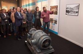 Una exposición realiza un recorrido histórico por la gestión del agua como clave para el desarrollo de Gandia