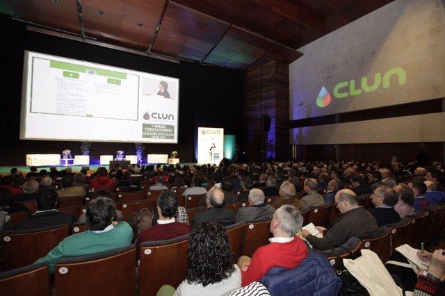 Jornada de Clun en Santiago