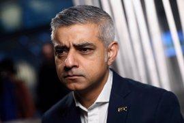El alcalde de Londres anuncia un despliegue especial de seguridad tras el ataque en el Parlamento