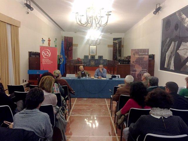 Nuevo encuentro de Letras de Iberoamérica de la Diputación de Huelva