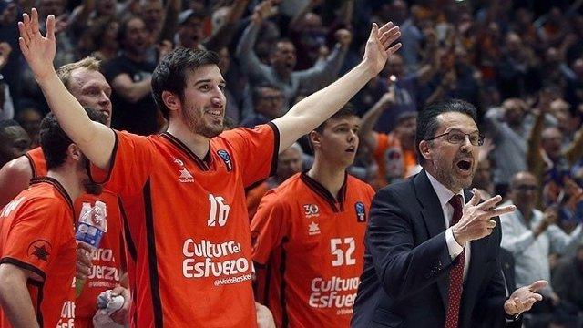 Valencia Basket se mete en la final de la Eurocup