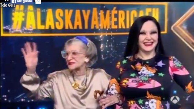 Alaska y América/Antena3