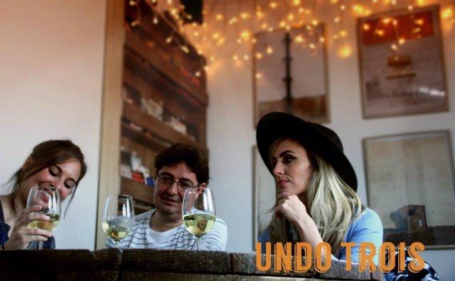 El grupo Undo Trois.