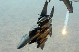 EEUU: La coalición ha ayudado a liberar el 62% del territorio de Estado Islámico en Irak y el 30% en Siria